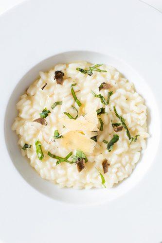 Il risotto perfetto (e i tipi di riso)