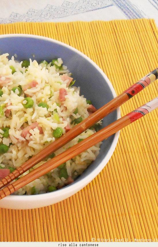 Riso alla Cantonese, la ricetta gustosa!
