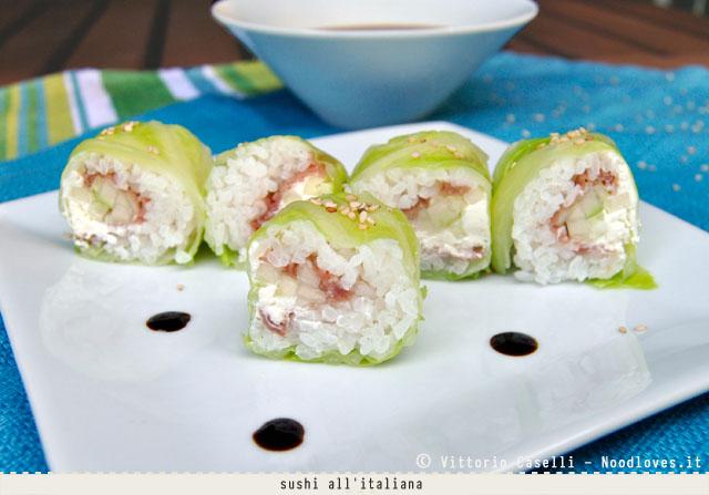 sushi all'italiana 2