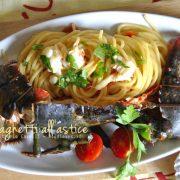 Spaghetti all'astice </br>Il sapore del mare in un piatto (e tanti ricordi)