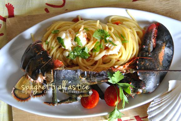 Spaghetti all'astice 2-2