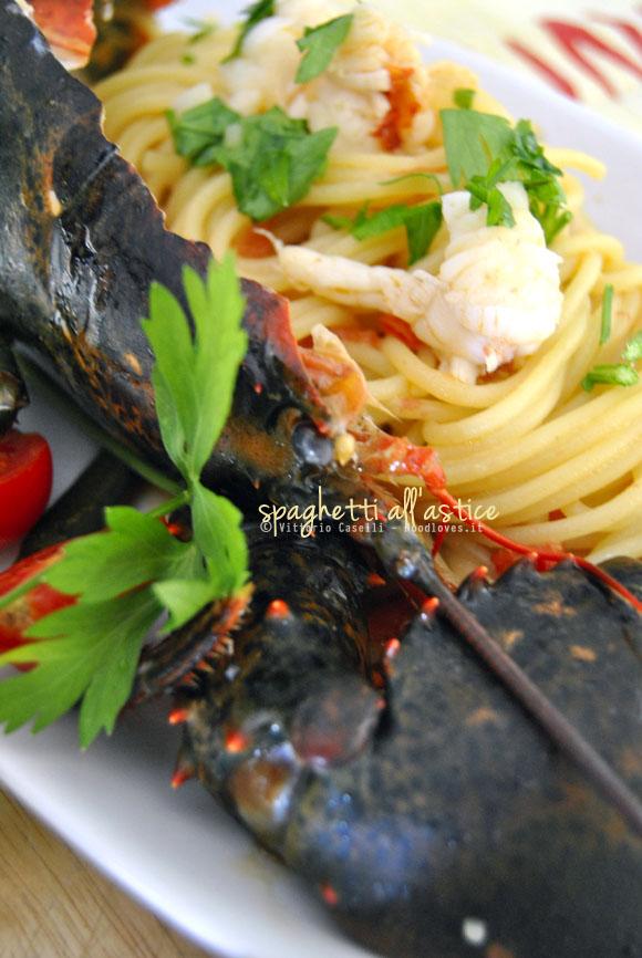 Spaghetti all'astice 3
