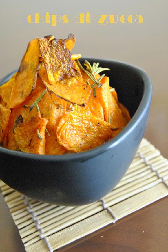 Chips di zucca 1