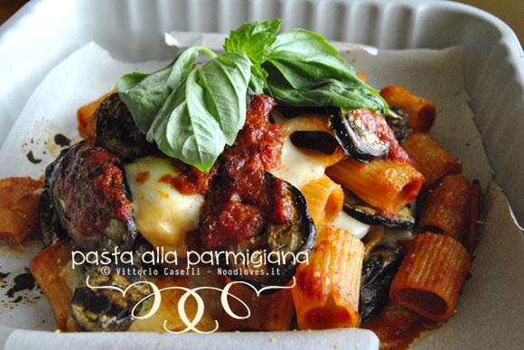 Pasta alla parmigiana 3