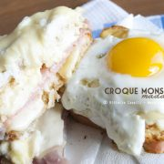 Croque monsieur e Croque Madame: la ricetta originale