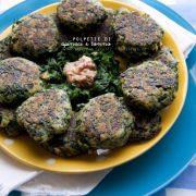 Polpette di spinaci e tonno, due versioni