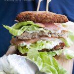 Club sandwich sgombro salmone