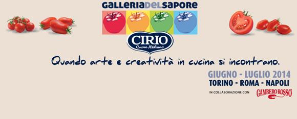 La Galleria del Sapore Cirio a Napoli: diario di un blogger che di è divertito un mondo!