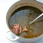 Brodo di carne ricetta