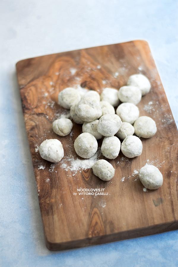 Gnocchi di ricotta senza uova ricetta