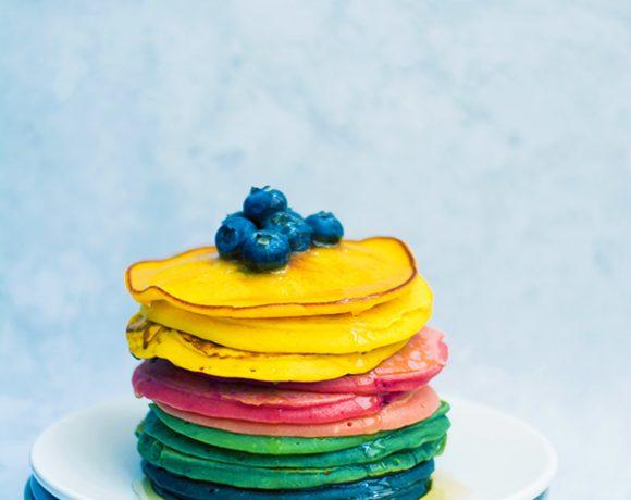 Pancakes alla ricotta dolci