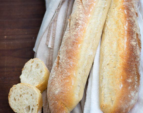 Baguette ricetta
