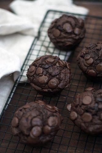 Muffins al doppio cioccolato, la ricetta perfetta
