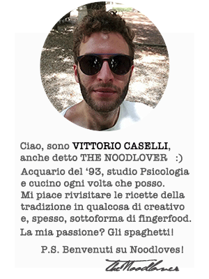 Vittorio Caselli Noodloves