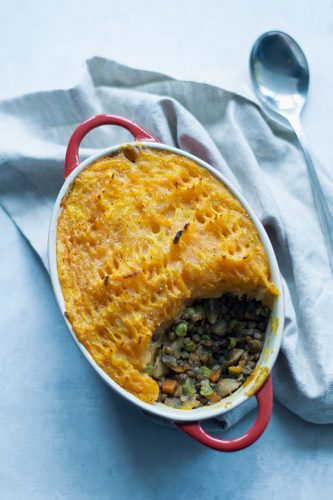 Shepherd's pie, vegana (e non)
