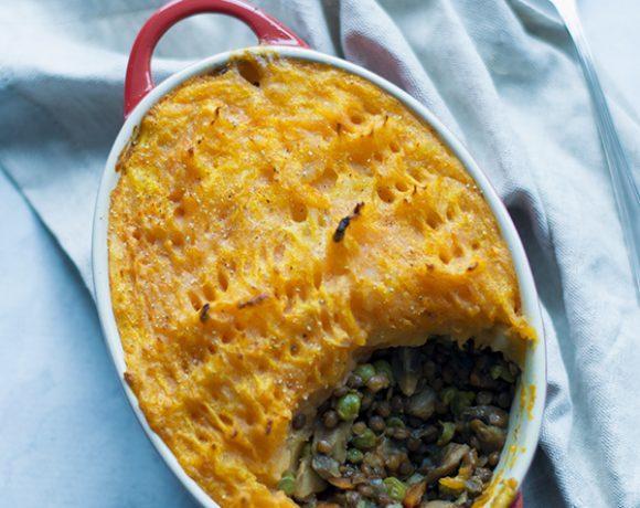 Shepherd's Pie vegana ricetta